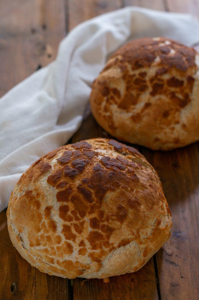 Холандски хляб с напукана кора (Тигров хляб)