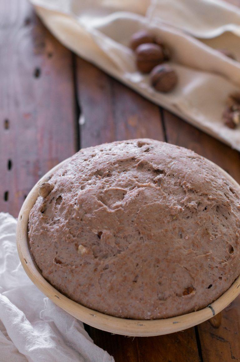 Втасалото тесто за хляб