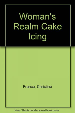 Woman's Realm Cake Icing