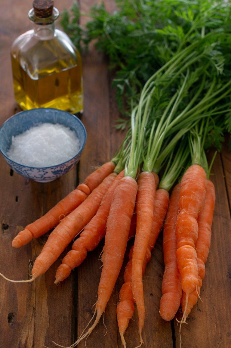 Пролетни моркови