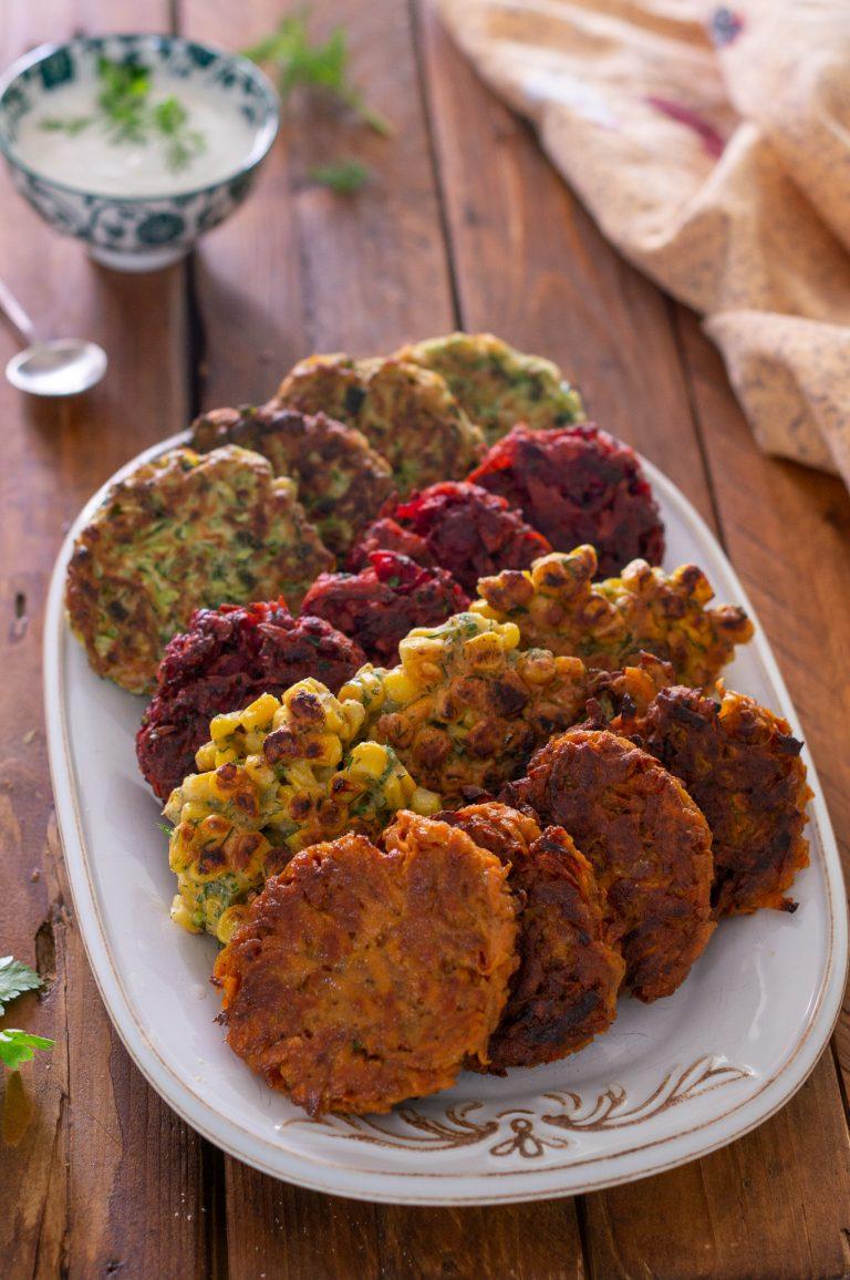 Вариации на зеленчукови кюфтета само с две основни съставки