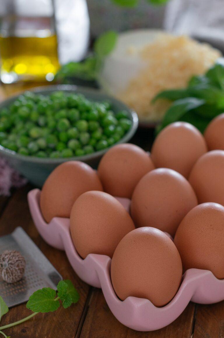 Яйца за торта Паскуалина