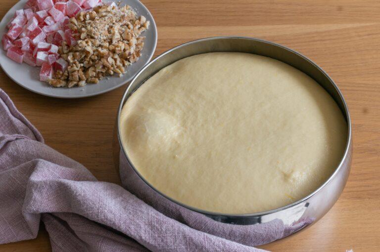 Втасалото тесто