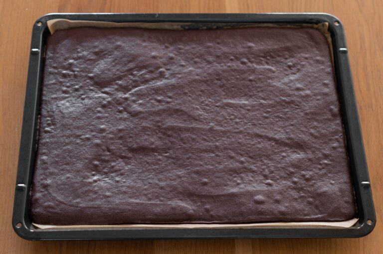 Изпечената бисквита