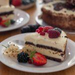 Сладоледена торта или тортата за осмия рожден ден на Даниел